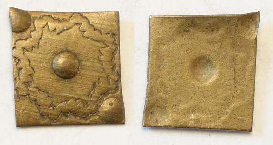 Münzgewicht 3 As, Liege, Lüttich
