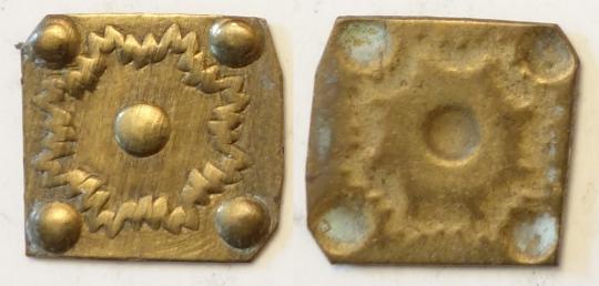 Münzgewicht 5 As, Liege, Lüttich