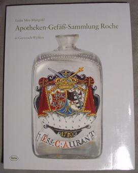 Apotheken-Gefäß-Sammlung Roche