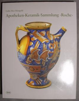 Apotheken - Keramik - Sammlung Roche