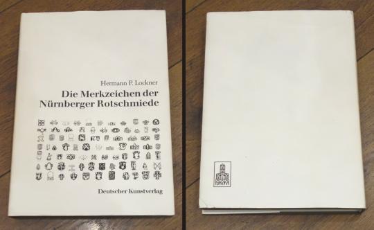 Lockner, Die Merkzeichen der Nürnberger Rotschmiede, 1981