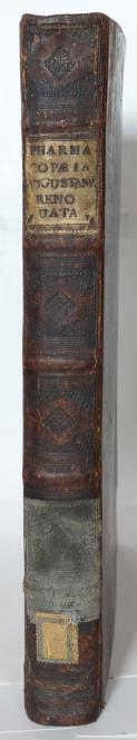 Pharmacopoeia Augustana Renovata, 1684